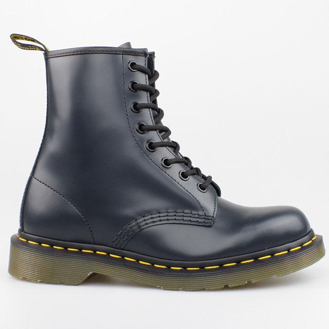 dr doc martens stiefel 8 loch boots 1460 last dunkel blau. Black Bedroom Furniture Sets. Home Design Ideas