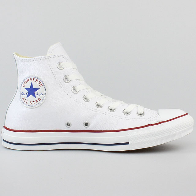 converse all star chucks hi core optical white leder weiss leather 132169c schuh. Black Bedroom Furniture Sets. Home Design Ideas