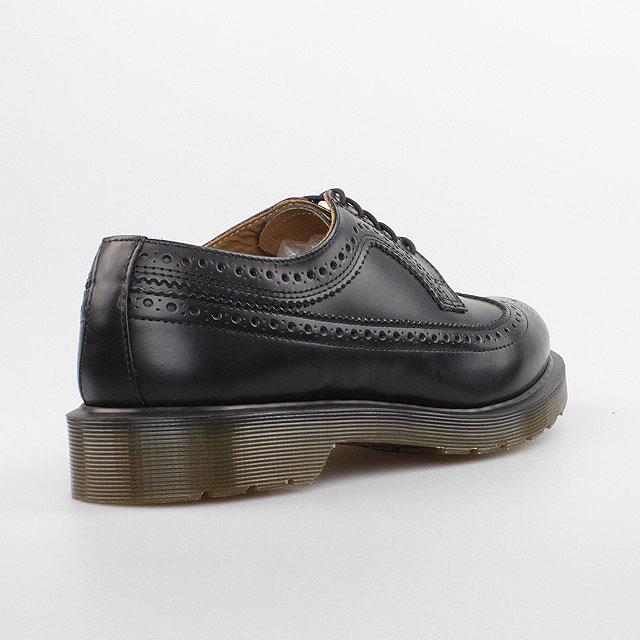 dr doc martens schuhe 5 loch brogue black schwarz shoe. Black Bedroom Furniture Sets. Home Design Ideas