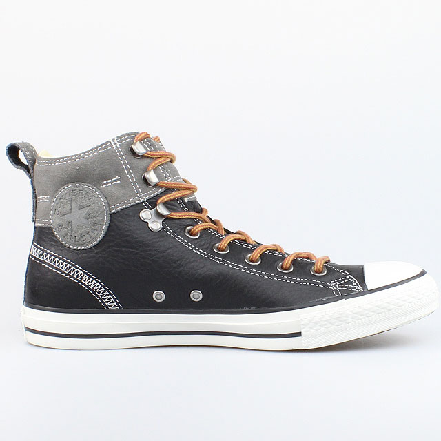 converse all star chucks hiker ii hi black charcoal. Black Bedroom Furniture Sets. Home Design Ideas