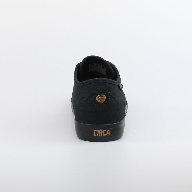 CIRCA-SCHUHE-DRIFTER-BLACK-CANVAS-CAMO-SCHWARZ-DRFBWCA-SKATE-BOARDING