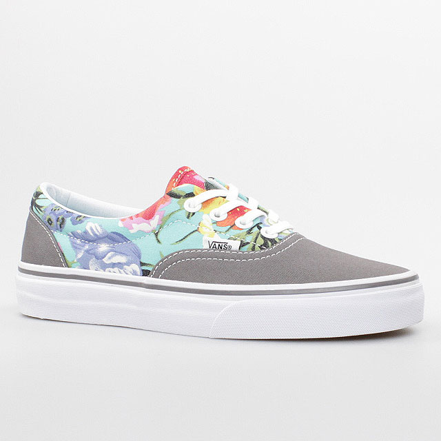 vans authentic damen grau