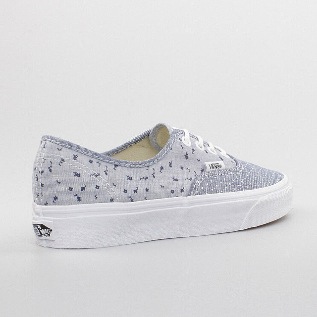 vans damen canvas
