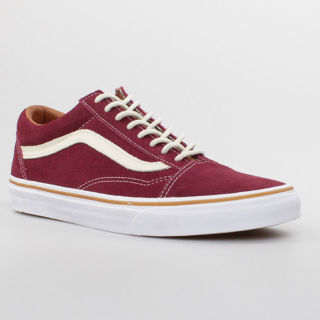 vans old school rot
