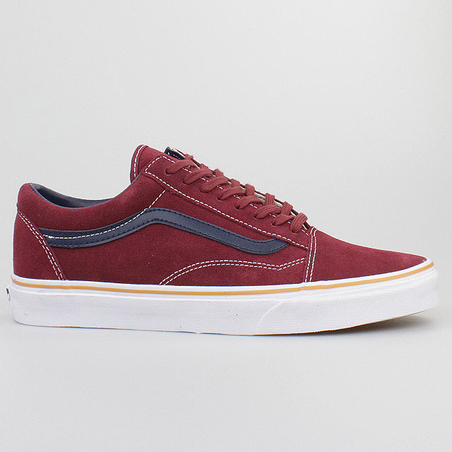 VANS-SCHUHE-OLD-SKOOL-SUEDE-LEATHER-OXBLOOD-RED-ROT-LEDER-VZDFFMW-ERA-AUTHENTIC