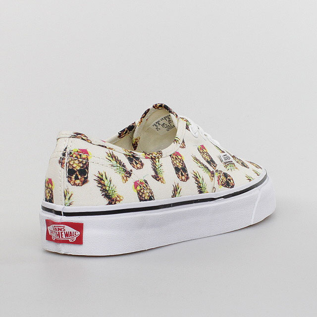 vans authentic gelb