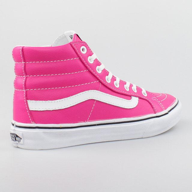 vans schuhe damen pink