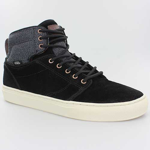 Black Schuhe Leder Details Alomar Vans Zu Schwarz Vvnbgw0 f6g7bYy
