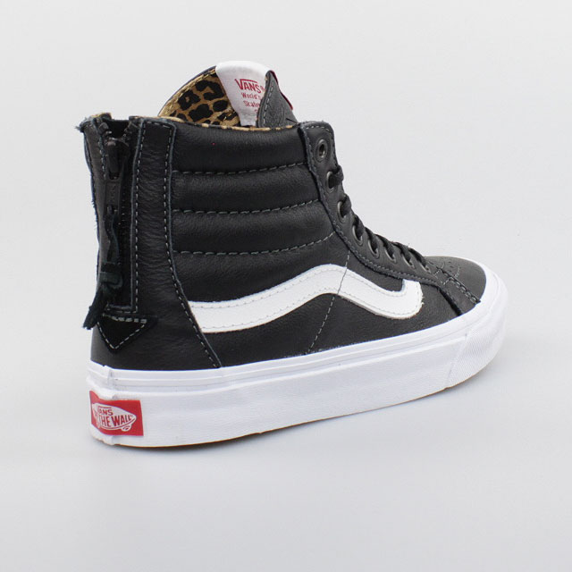 vans damen high zip